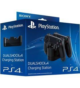 Estacion de recarga Sony ps4 dualshock 4 - permite cargar hasta 2 mandos in 9230779 - SONY-CARGA DUALSHOCK 4