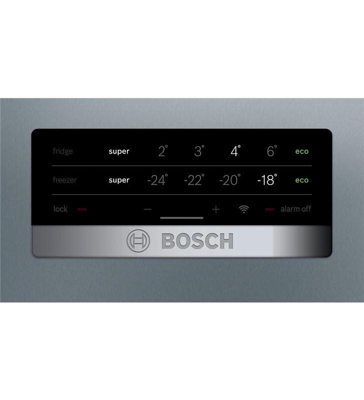 Bosch KGN39XIDP combi 203cm nf inox clase d Frigoríficos combinados - 78654108_3079396860