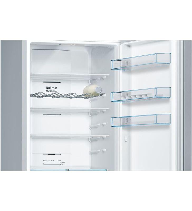 Combi Bosch KGN39XIDP 203cm nf inox a+++ Frigoríficos combinados - 78654108_9207929321