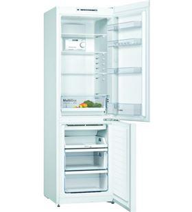 Bosch KGN36NWEC combi 186cm nf blanco e Frigoríficos combinados - KGN36NWEC