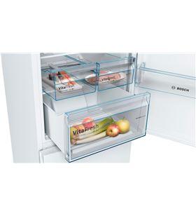 Bosch KGN36XWDP frigorífico combi clase d 186x60 no frost blanco - BOSKGN36XWDP