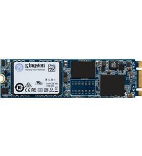 Disco sólido Kingston uv500m8 480gb - sata iii - m.2 2280 - lectura 520mb/s SUV500M8/480G - KIN-SSD UV500M8 480GB