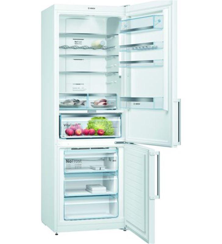 Combi Bosch KGN49AWEP 203x70cm nf blanco a++ Frigoríficos combinados - 78654281_1431787561