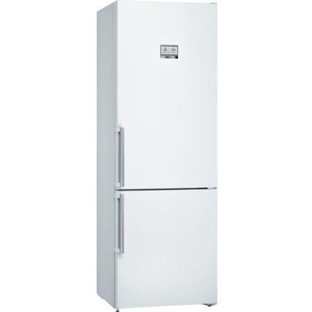 Combi Bosch KGN49AWEP 203x70cm nf blanco a++ Frigoríficos combinados - KGN49AWEP
