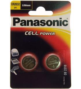 Panasonic C2032 pilas litio cr-2032/1bp ( 1-blister ) 3v - C2032