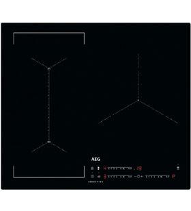 Aeg vitrocerámica inducción iae63421cb 3 zonas 60 cm AEGIAE63421CB