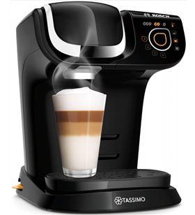 Bosch TAS6502 cafetera multibebidas negra Cafeteras espresso - 4242005137145