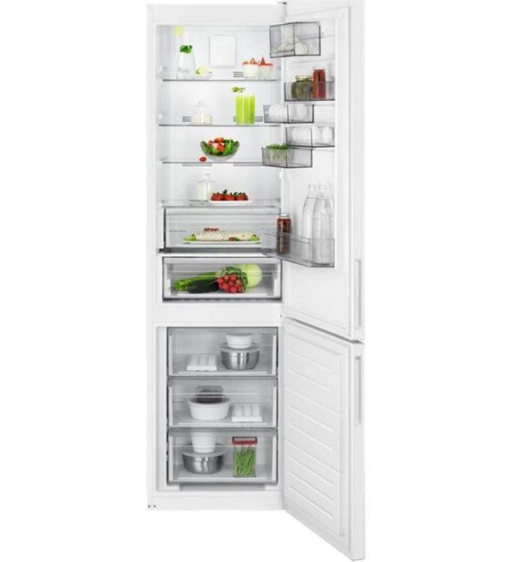 Aeg RCB636E4MW frigorífico combi clase e 201x59,5 no frost blanco - 7332543732968-0