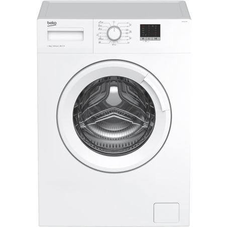 Beko lavadora carga frontal wte 6511 bwr 6kg 1000 rpm WTE6511BWR - 8690842367113
