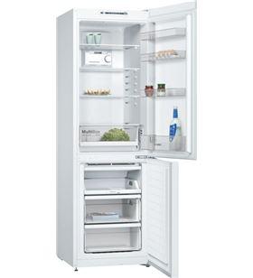 Bosch KGN36NWEB combi 186cm nf blanco clase e Frigoríficos combinados - 4242005205738