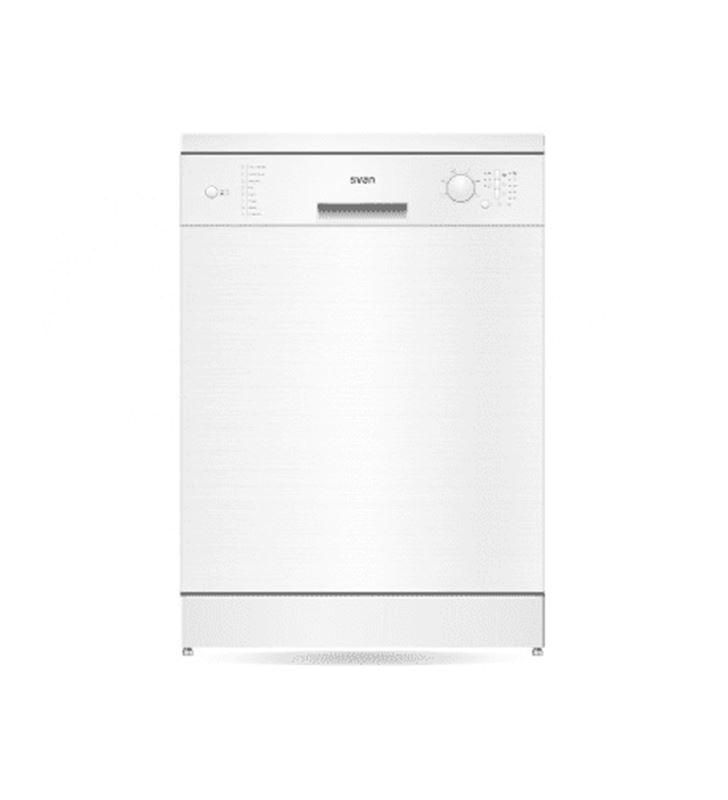 Svan SVJ303X lavavajillas inox clase e Lavavajillas - 8436545162170
