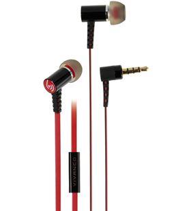 Auriculares Vivanco 37575 microfono diseño metal.ico - 37575