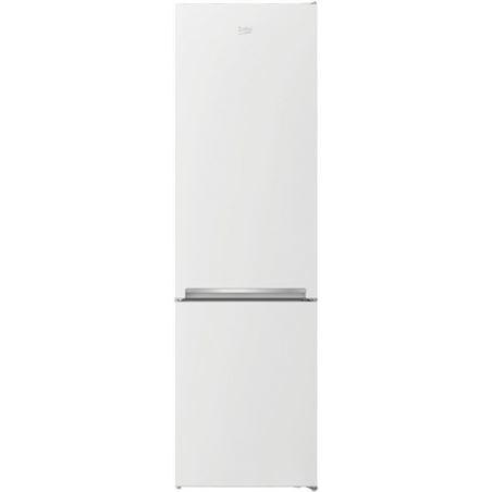 Beko RCNA406K40WN frigorífico combi clase e 203x59,5 no frost rcna406k30w - 5944008921545