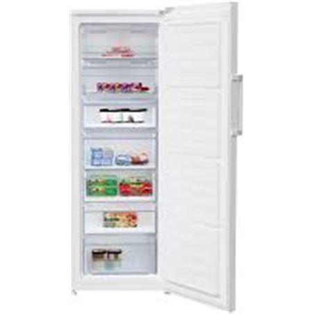 Congelador vertical Beko rfne290l31wn clase a+ 171,4x59,5 no frost RFNE290L21W - RFNE290L21W