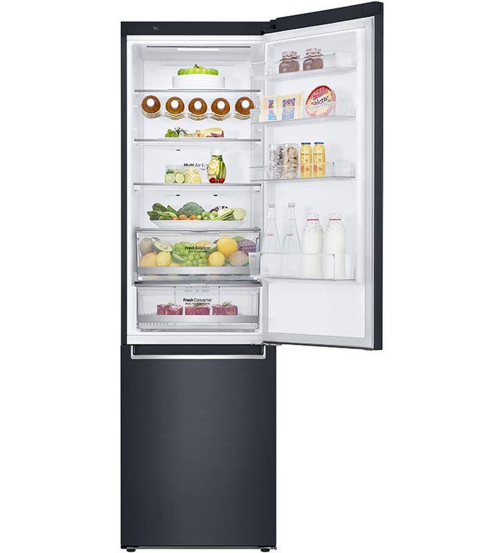 Lg GBB72MCDFN frigorífico combi no frost 203x59,5 clase d negro - 67450296_6458189059