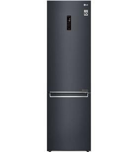 Lg GBB72MCDFN frigorífico combi no frost 203x59,5 clase d negro - LGGBB72MCDFN