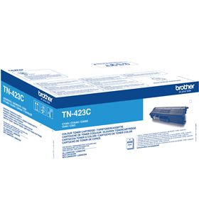 Toner cian Brother TN247C - 2300 páginas - compatible según especificacione - BRO-TN-247C