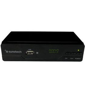 Sunstech DTB210HD2 tdt dvb-t2 usb hdmi Hornos eléctricos independientes - DTB210HD2