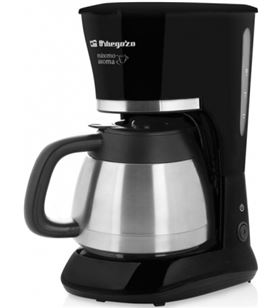 Cafetera de goteo Orbegozo cg 5012 - 800w - 10-12 tazas - jarra termo 1l - 17453 - 8436044539893