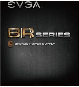 Sihogar.com fuente de alimentación evga 100-br-0500-k2 500w - ventilador 12cm - pfc act - 100-BR-0500-K2