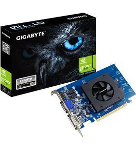 Sihogar.com 0.253tarjeta gráfica gigabyte vga nvidia gt710 1g - 954 mhz - 1gb gddr5 - 6 gvn710d5gl-00-g - GVN710D5GL-00-G2