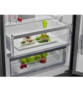 Aeg RCB736D3MW frigorífico combi clase d 201x59,5 no frost blanco - 7332543748907-2