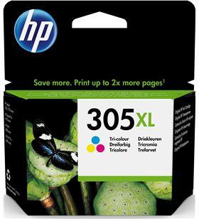 Cartucho de tinta color Hp nº305xl - 200 páginas aprox. - compatible según 3YM63AE - 3YM63AE