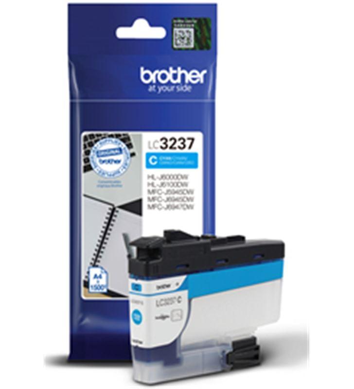 Brother LC3237C cartucho de tinta cian - 1500 páginas - compatible según es - 61032957_6448585798
