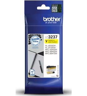 Cartucho de tinta amarillo Brother LC3237Y - 1500 páginas - compatible segú - BRO-C-LC3237Y