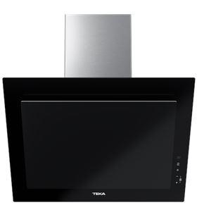 Campana Teka dvt 68660 tbs decorativa 60cm cristal negro 112930039 - 8434778013214