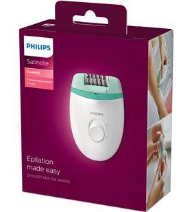 Depiladora Philips BRE224/00 satinelle essential Depiladoras fotodepiladoras - BRE22400