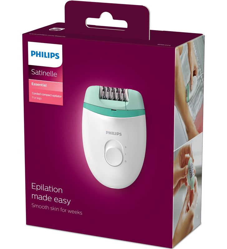 Philips BRE224/00 depiladora satinelle essential Depiladoras fotodepiladoras - 65420656_5410027999