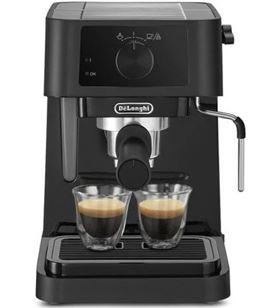 Cafetera express Delonghi EC230BK stilosa 15bares negra - 8004399334571