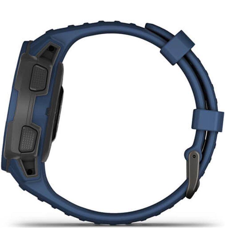 Garmin 010-02293-01 reloj deportivo instinct solar azul - pantalla 23*23mm - carga solar - 80218157_3193380279