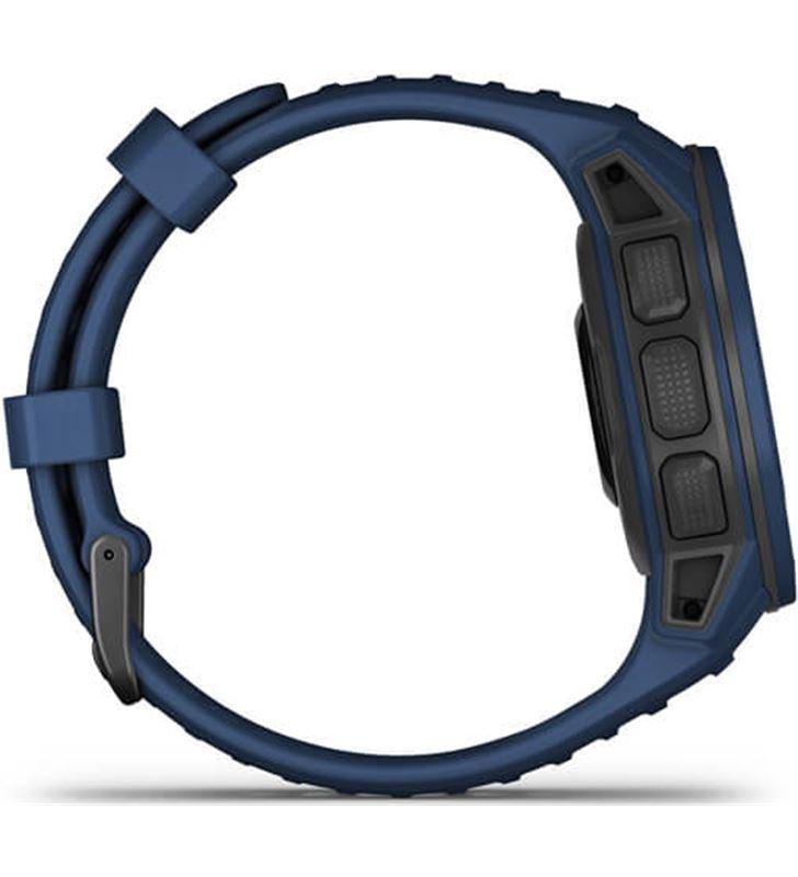 Garmin 010-02293-01 reloj deportivo instinct solar azul - pantalla 23*23mm - carga solar - 80218157_6419823941