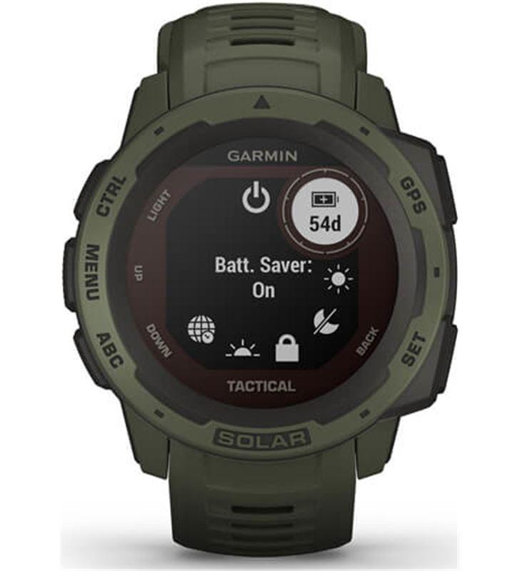 Garmin 010-02293-04 reloj deportivo con gps instinct solar tactical verde militar - pant - 80217494_7207733390