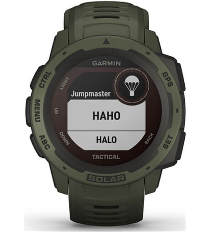 Garmin 010-02293-04 reloj deportivo con gps instinct solar tactical verde militar - pant - 80217494_6863643121