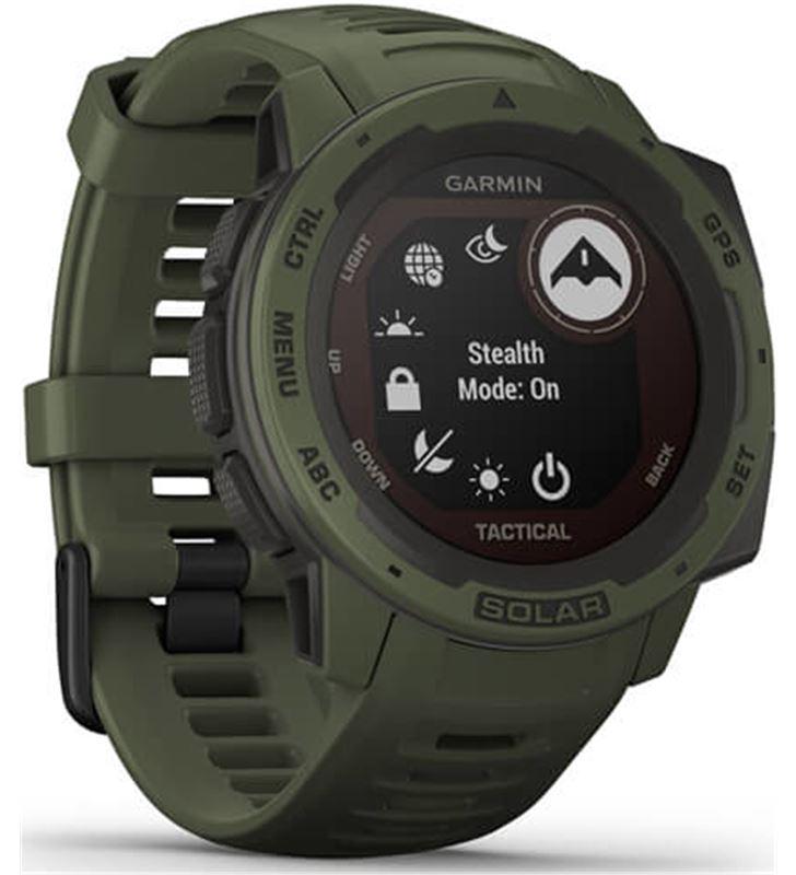 Garmin 010-02293-04 reloj deportivo con gps instinct solar tactical verde militar - pant - 80217494_6522907753