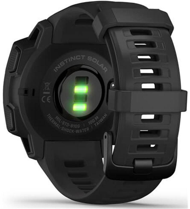 Reloj deportivo con gps Garmin instinct solar tactical negro - pantalla 23* 010-02293-03 - 80217471_1880965583