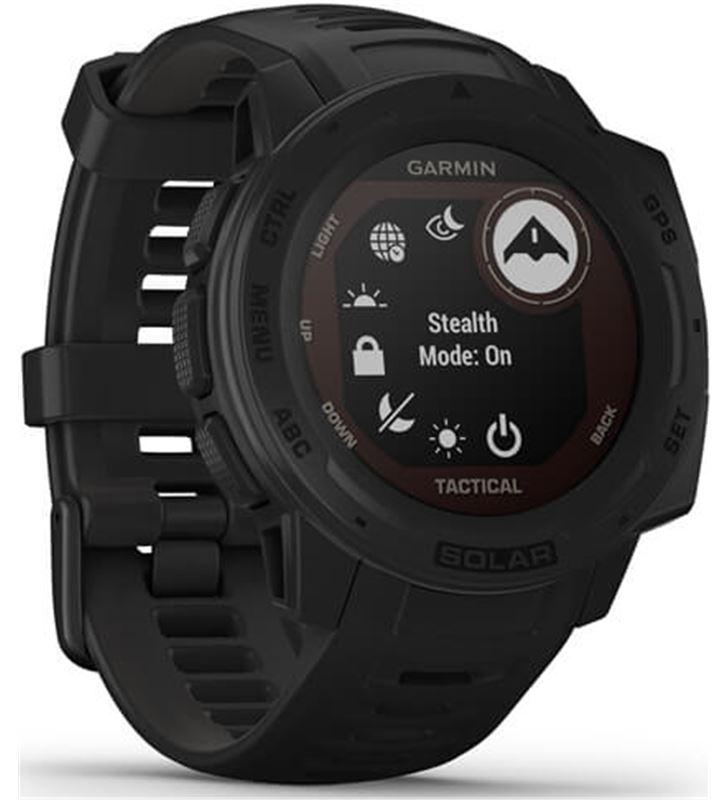Reloj deportivo con gps Garmin instinct solar tactical negro - pantalla 23* 010-02293-03 - 80217471_3711479884