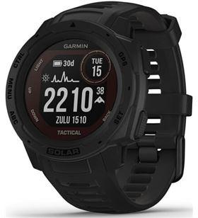 Reloj deportivo con gps Garmin instinct solar tactical negro - pantalla 23* 010-02293-03 - 010-02293-03