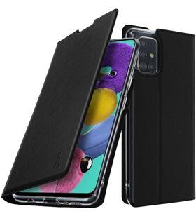 Akashi ALTFA51BLK funda folio negro Samsung galaxy a51 - +21990