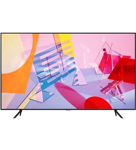Samsung QE50Q60T IMP qe50q60t negro televisor 50'' qled 4k smart tv wifi bluetooth ambie - +22657