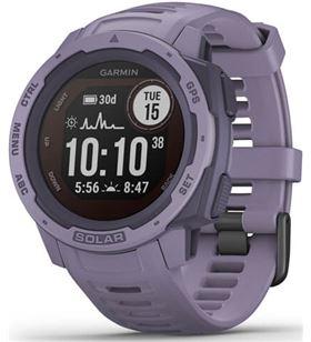 Reloj deportivo Garmin INSTINCT SOLAR coral - pantalla 23*23mm - carga sola - INSTINCT SOLAR CORAL