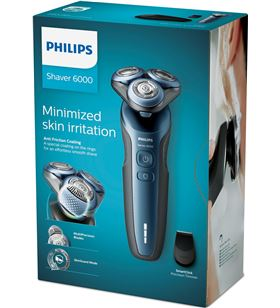 Afeitadora Philips S6620/11 serie 6000 w&d recargable - S662011