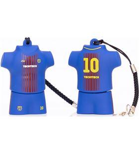Sihogar.com pendrive tech one tech equipacion fútbol azul-grana 16gb usb 2.0 tec50234-16 - TEC50234-16