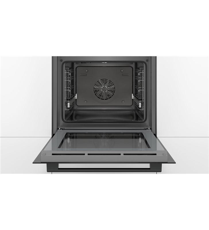 Bosch HBA5360B0 horno independiente multifunción vidrio negro - 78584491_7325486942