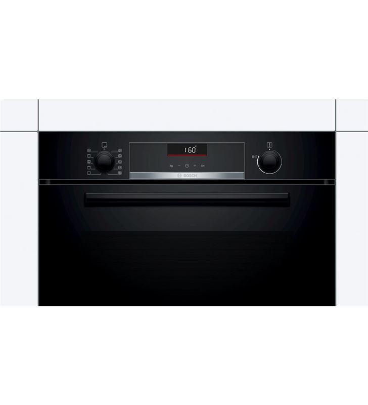 Bosch HBA5360B0 horno independiente multifunción vidrio negro - 78584491_5902755137