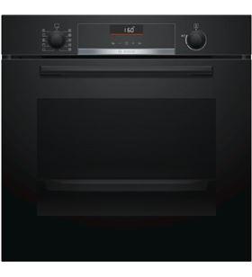 Bosch HBA5360B0 horno independiente multifunción vidrio negro - HBA5360B0