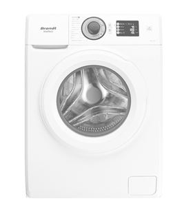 Brandt lavadora carga frontal BAM62WWP 6 kg 1200 rpm a+++ - 6133826003048